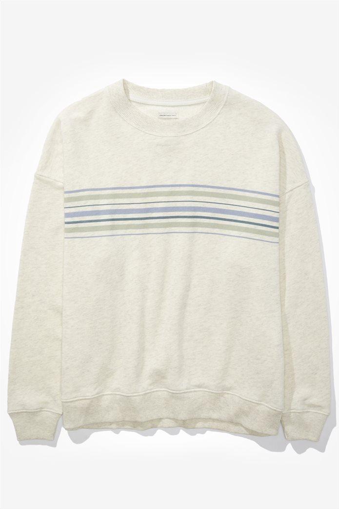 AE Fleece Crew Neck Sweatshirt 0