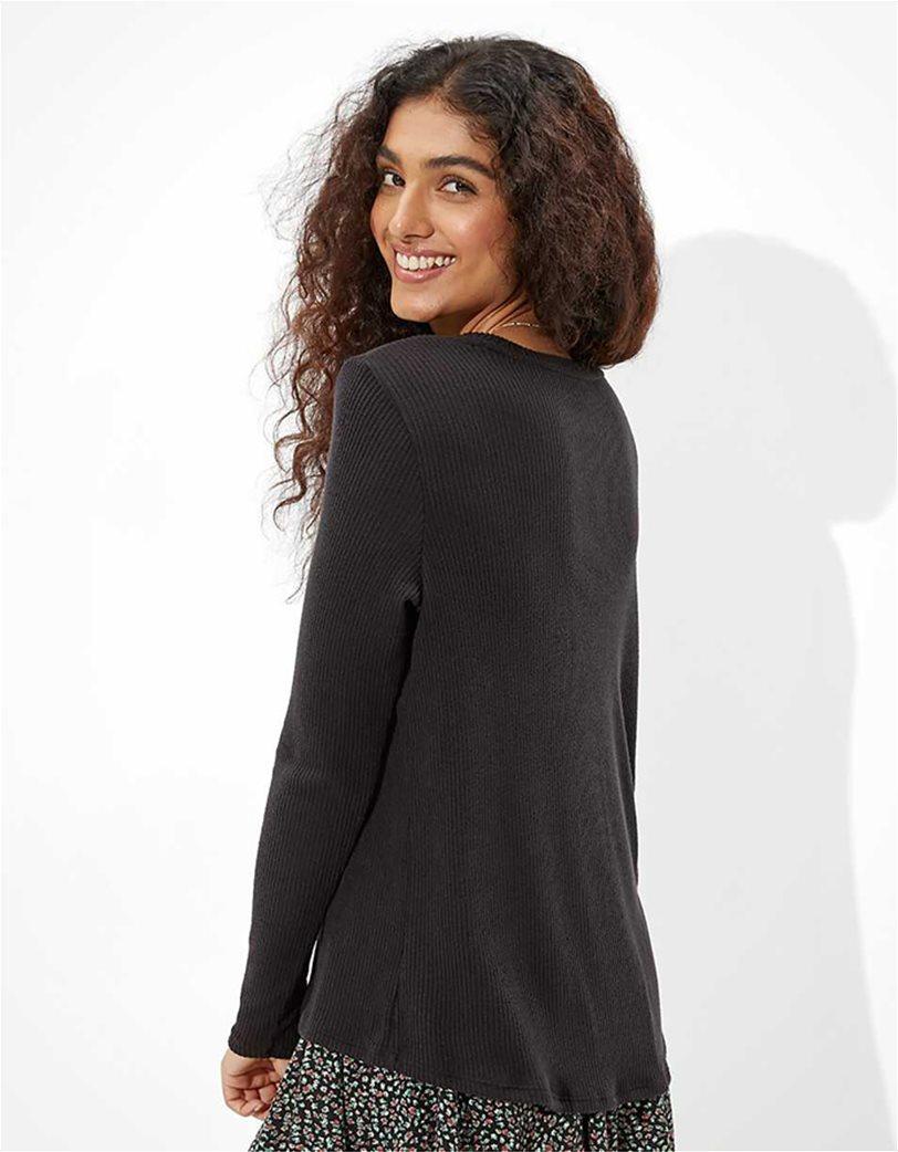 AE Soft & Sexy Plush Long Sleeve T-Shirt 1