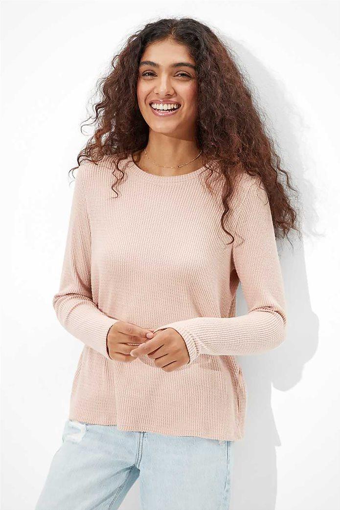 AE Soft & Sexy Plush Long Sleeve T-Shirt 0