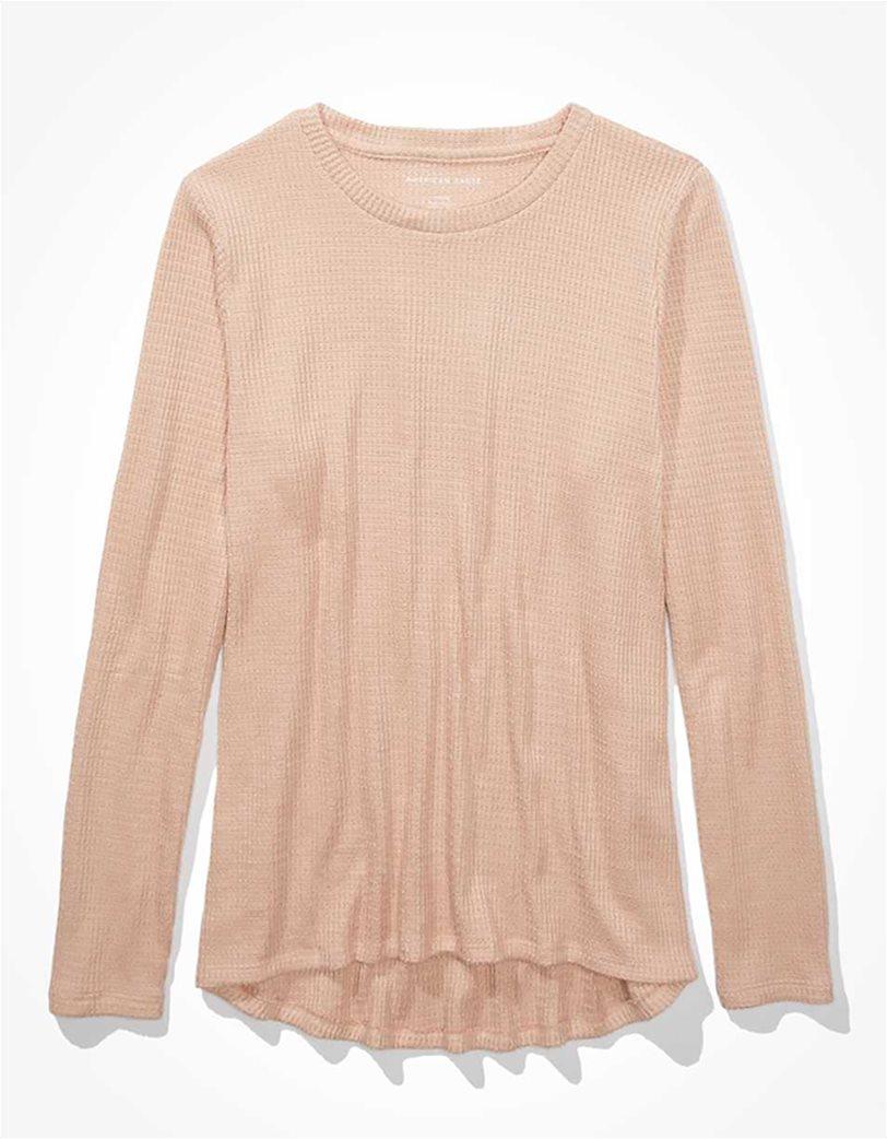 AE Soft & Sexy Plush Long Sleeve T-Shirt 2