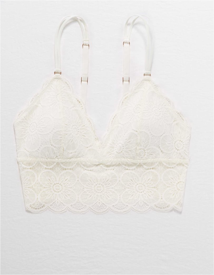 Aerie Endless Lace Padded Bralette 2
