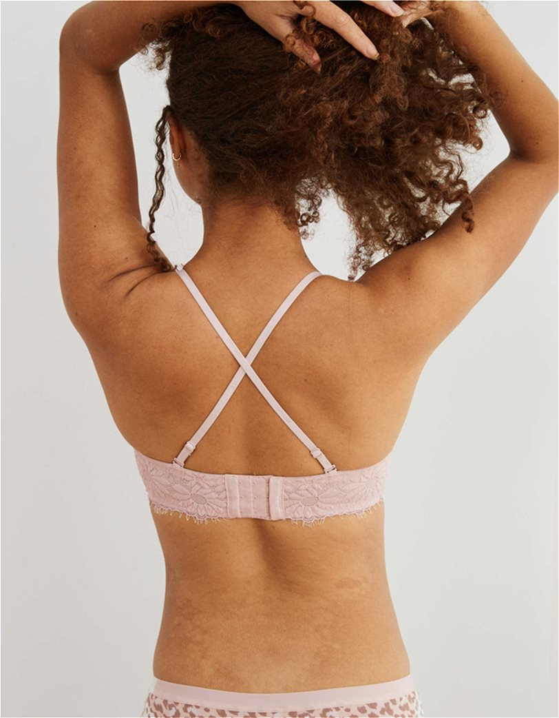 Aerie Real Happy Strapless Push Up Bra 2