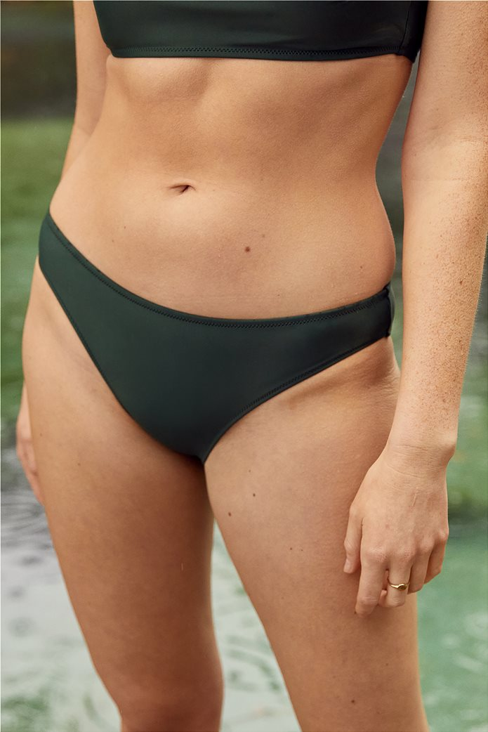 Aerie Bikini Bottom Πράσινο Σκούρο  0