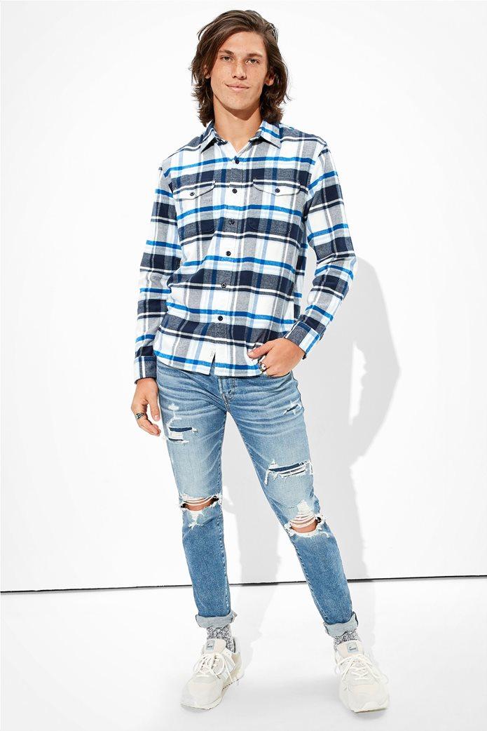 AE Super Soft Flannel Shirt 0