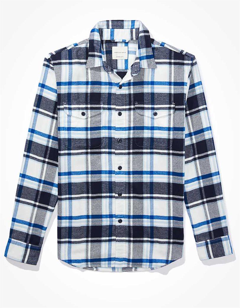 AE Super Soft Flannel Shirt 2