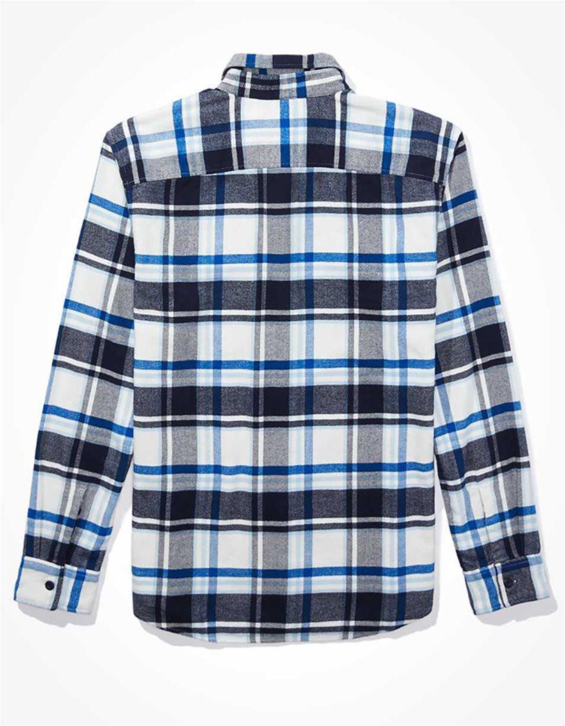 AE Super Soft Flannel Shirt 3