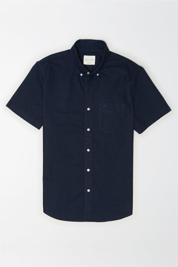 AE Short Sleeve Button Down Shirt 0