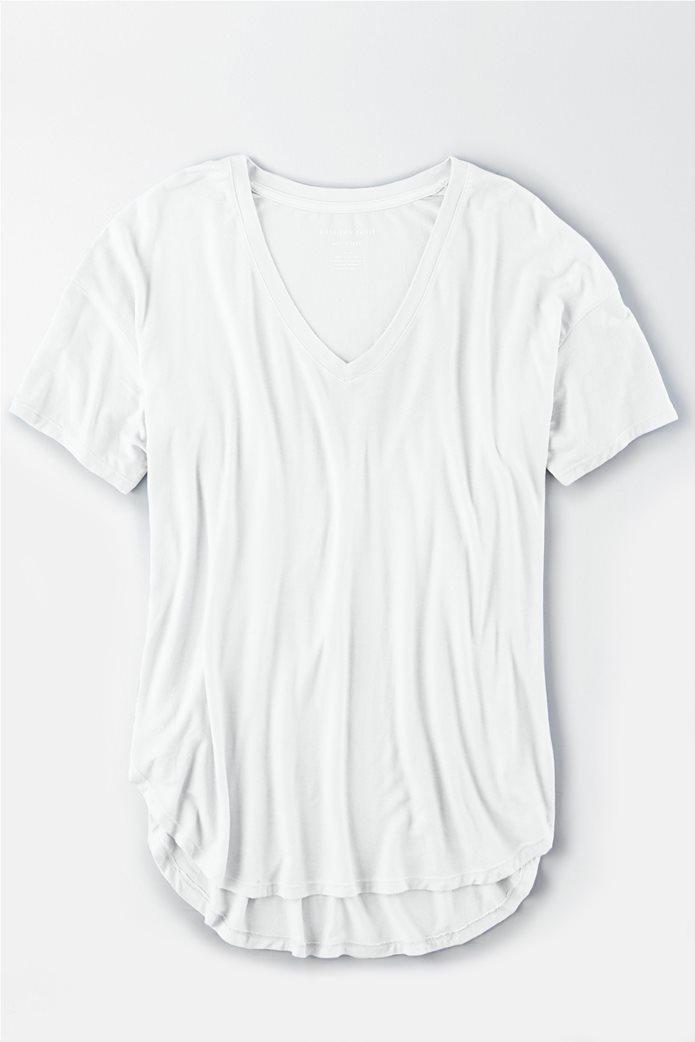 AE Soft & Sexy V-Neck T-Shirt 0