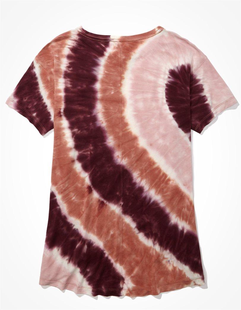AE Soft & Sexy Tie-Dye Crew Neck T-Shirt 3