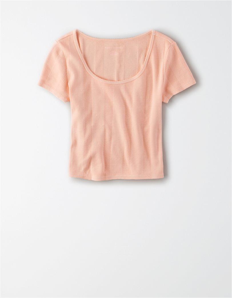 AE Scoop Neck Baby T-Shirt 2