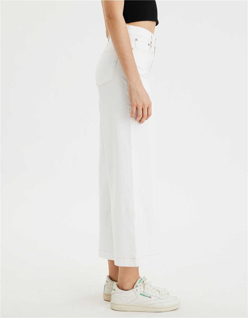 AE Wide Leg Crop Jean 1