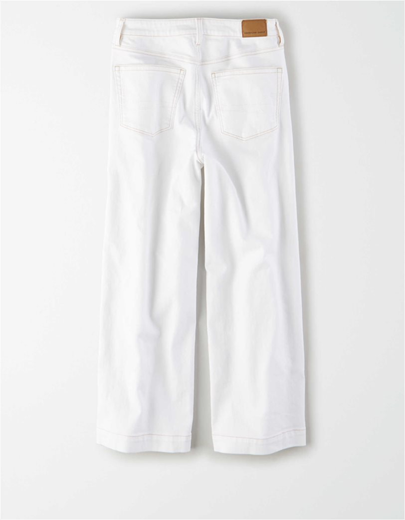 AE Wide Leg Crop Jean 4