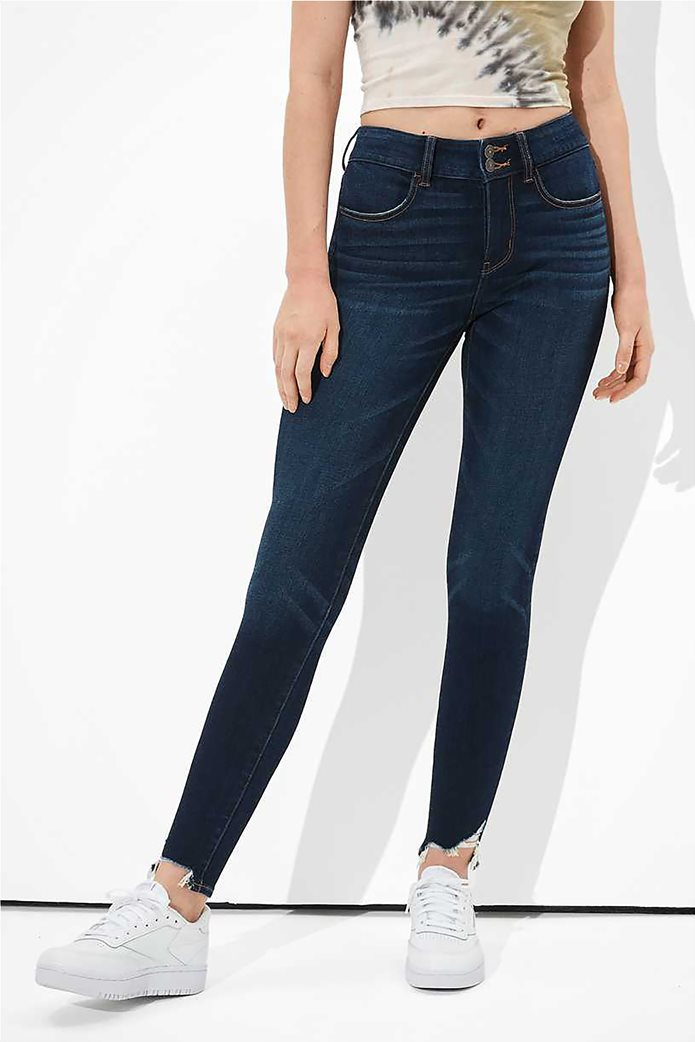 AE Dream High-Waisted Jegging Crop 0