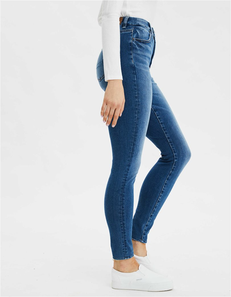 The Dream Jean Curvy High-Waisted Jegging Μπλε 1