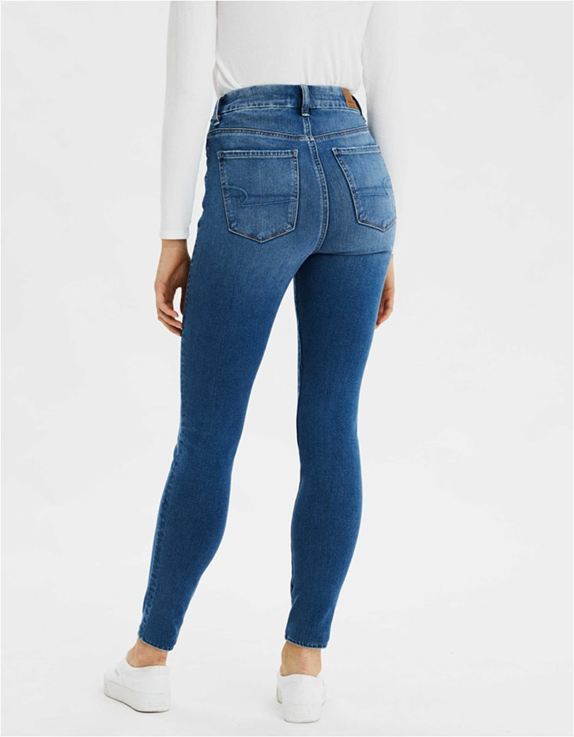 The Dream Jean Curvy High-Waisted Jegging Μπλε 2