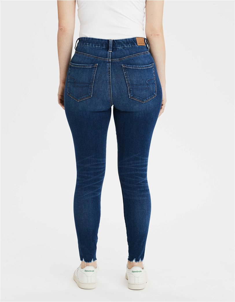 The Dream Jean Curvy High-Waisted Jegging Μπλε Σκούρο 2