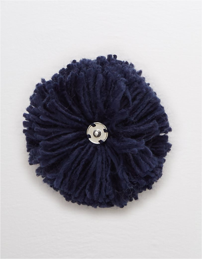Aerie Pom-tastic Mix & Match Pom Μπλε Σκούρο 1