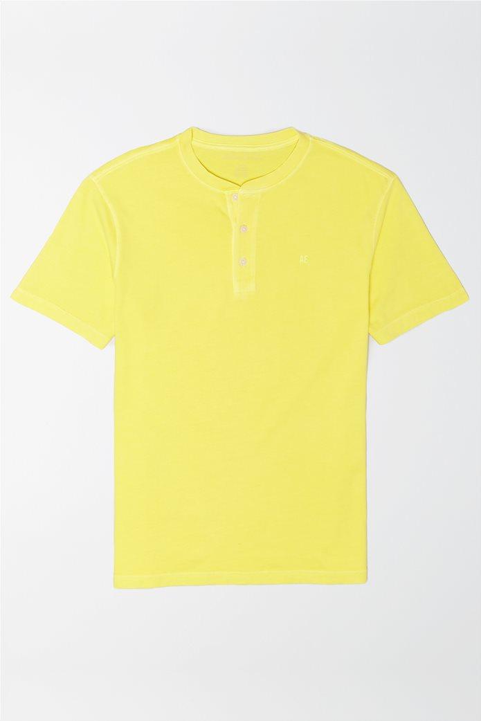 AE Super Soft Icon Henley T-Shirt 0