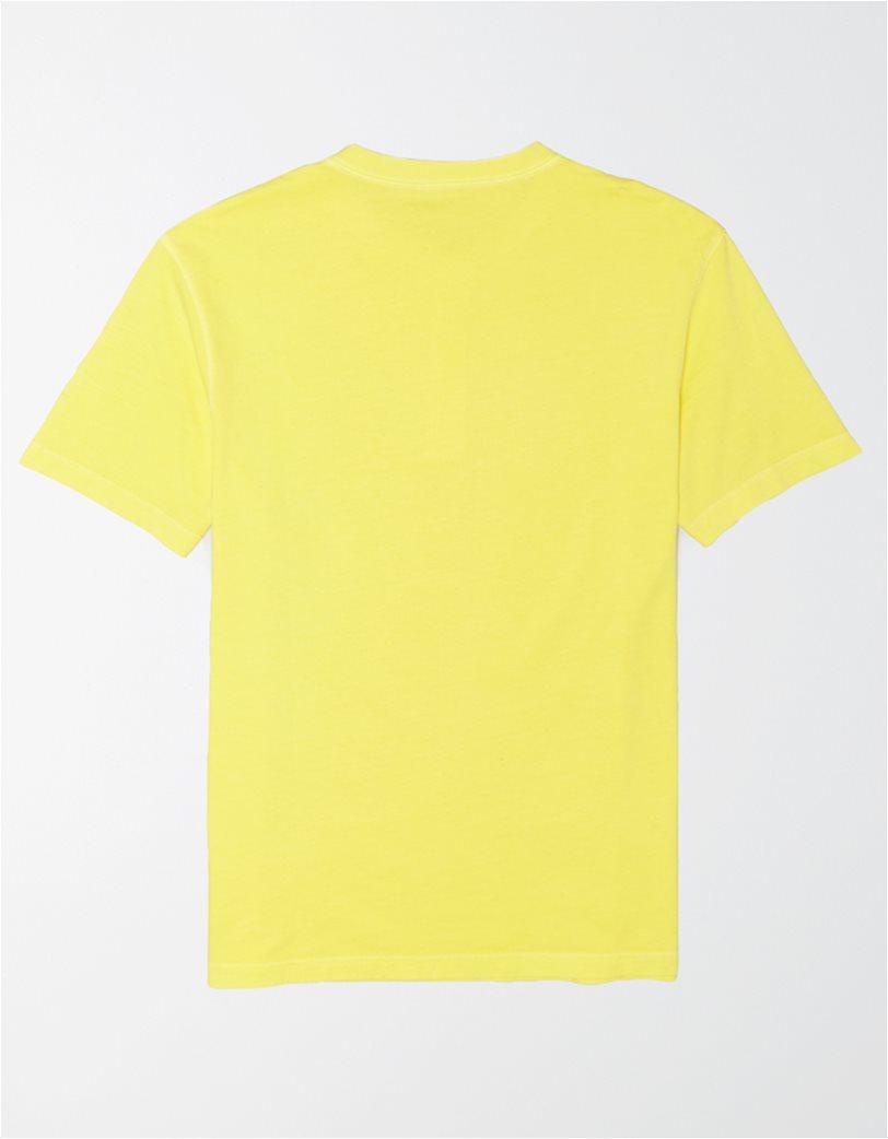 AE Super Soft Icon Henley T-Shirt 1