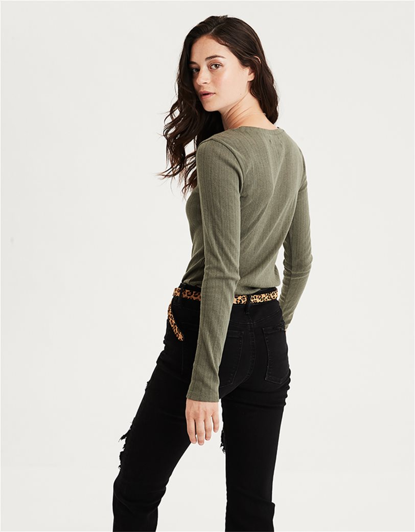 AE Long Sleeve Layering T-Shirt 1