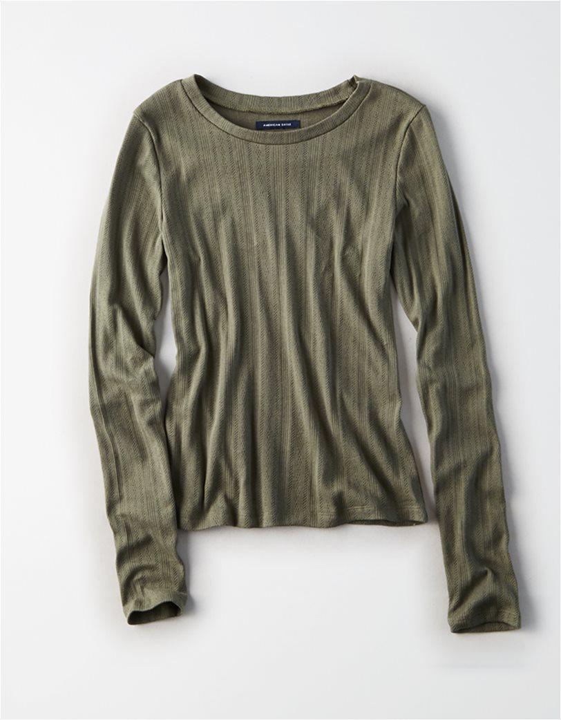 AE Long Sleeve Layering T-Shirt 2
