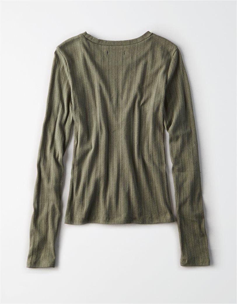 AE Long Sleeve Layering T-Shirt 3