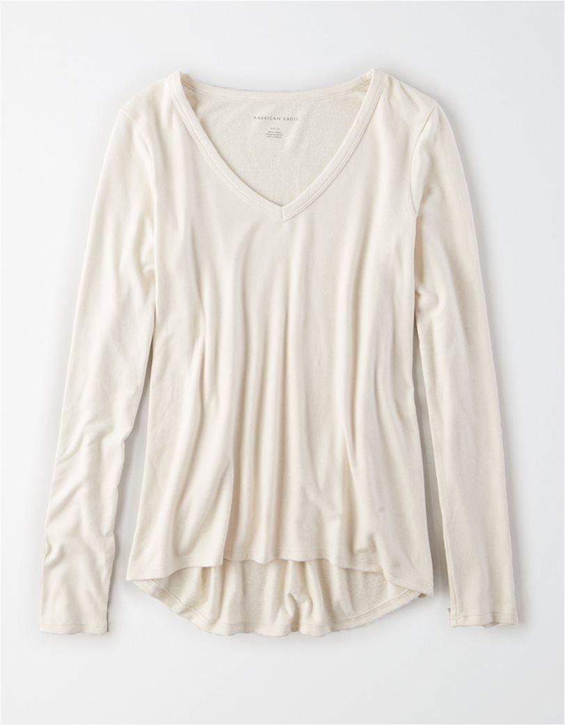 AE Soft Plush Long Sleeve T-Shirt 2