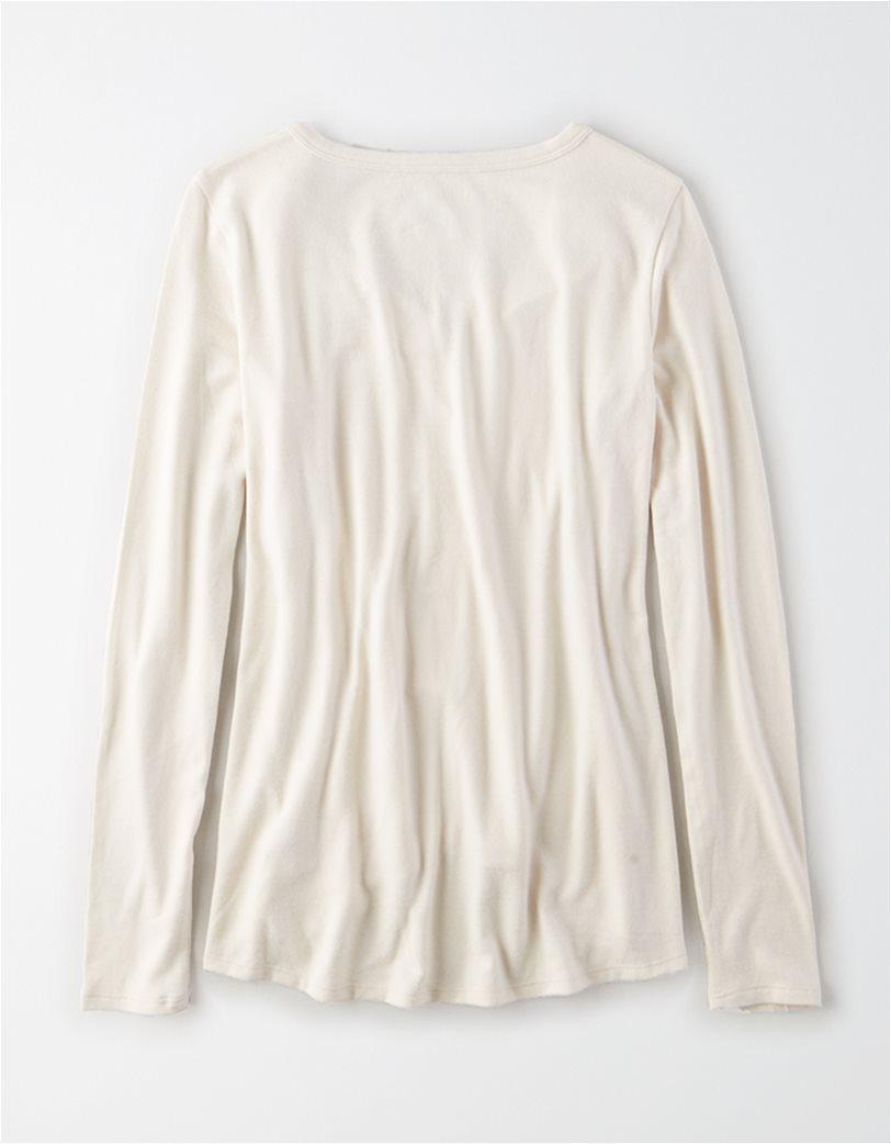 AE Soft Plush Long Sleeve T-Shirt 3