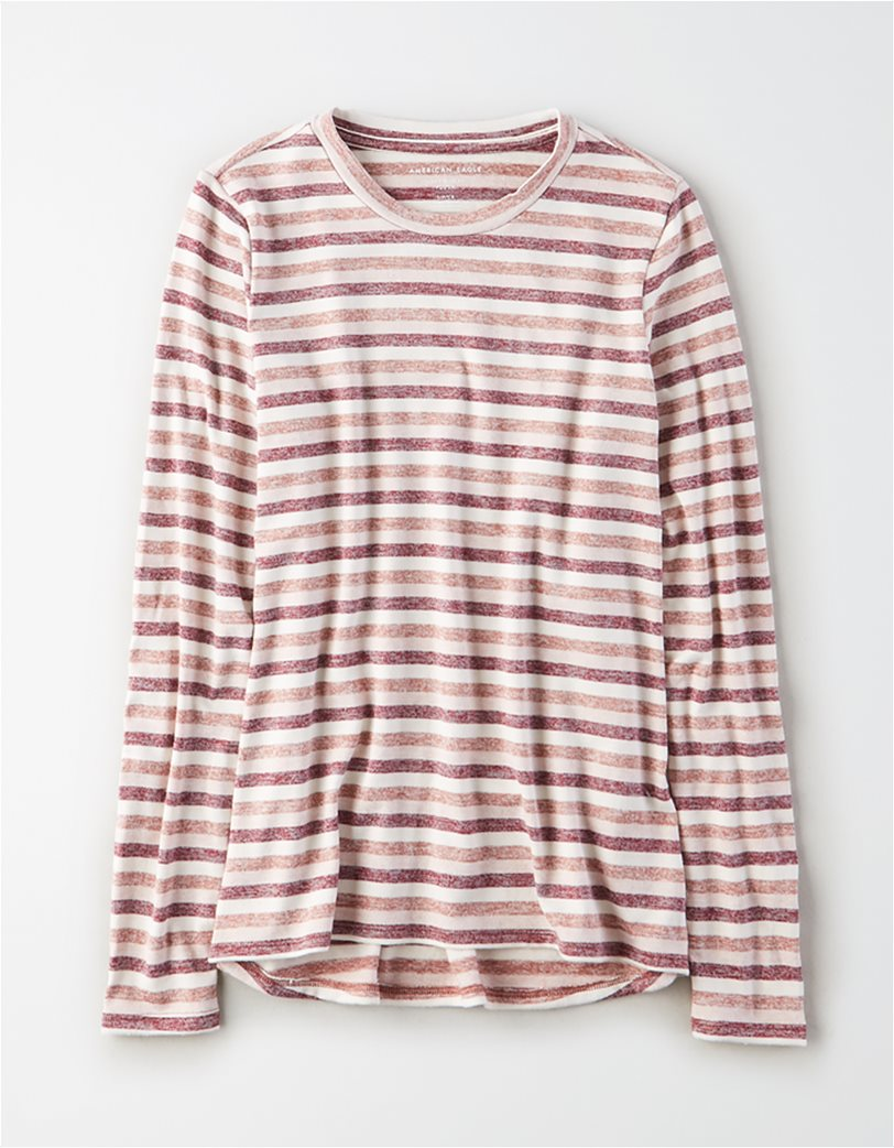 AE Soft Plush Long Sleeve T-Shirt 2