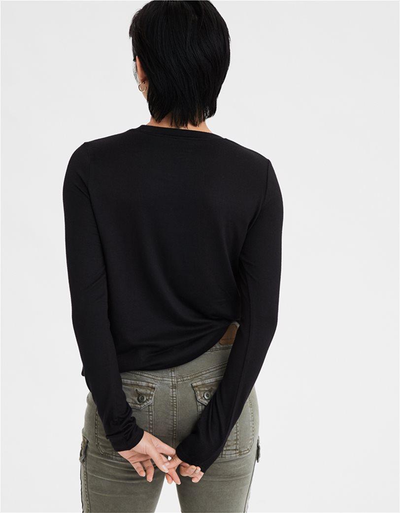 AE Soft Plush Long Sleeve T-Shirt 1