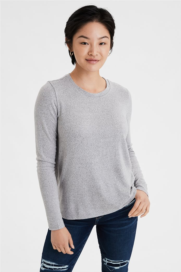 AE Soft Plush Long Sleeve T-Shirt 0