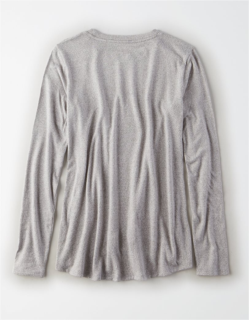 AE Soft Plush Long Sleeve T-Shirt 3