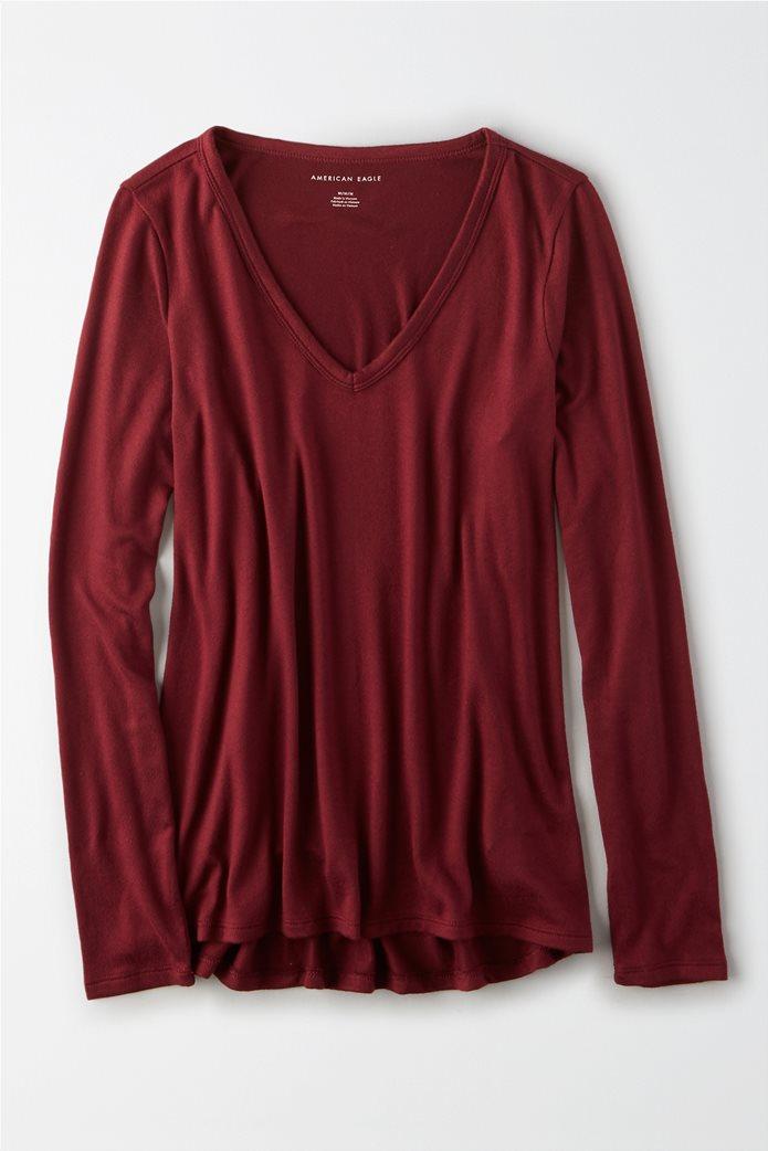 AE Plush Long Sleeve T-Shirt 0