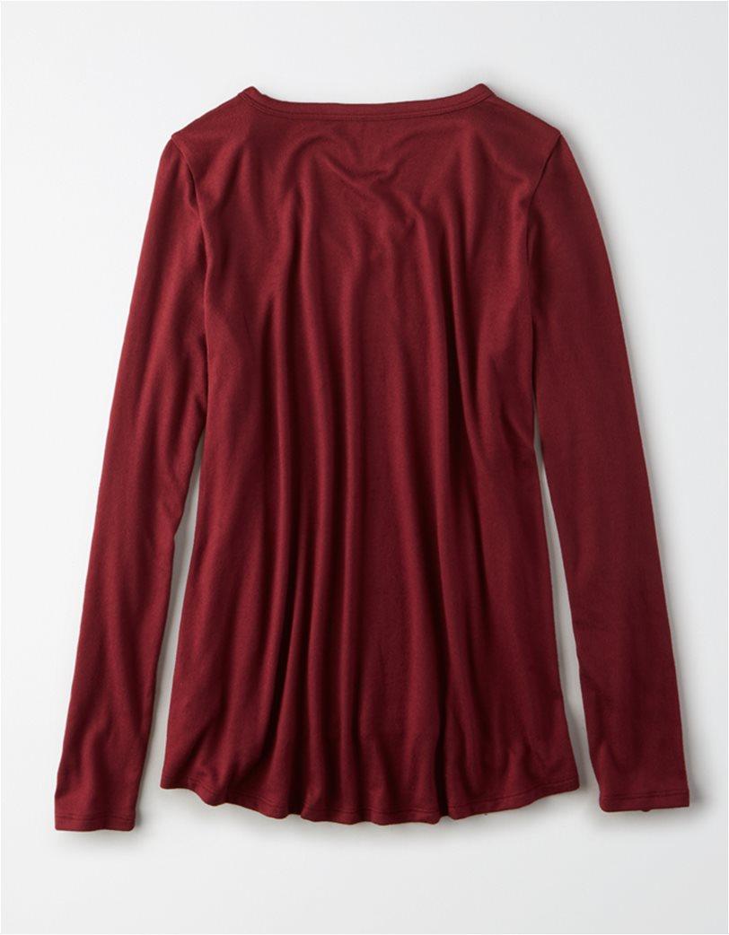 AE Plush Long Sleeve T-Shirt 1