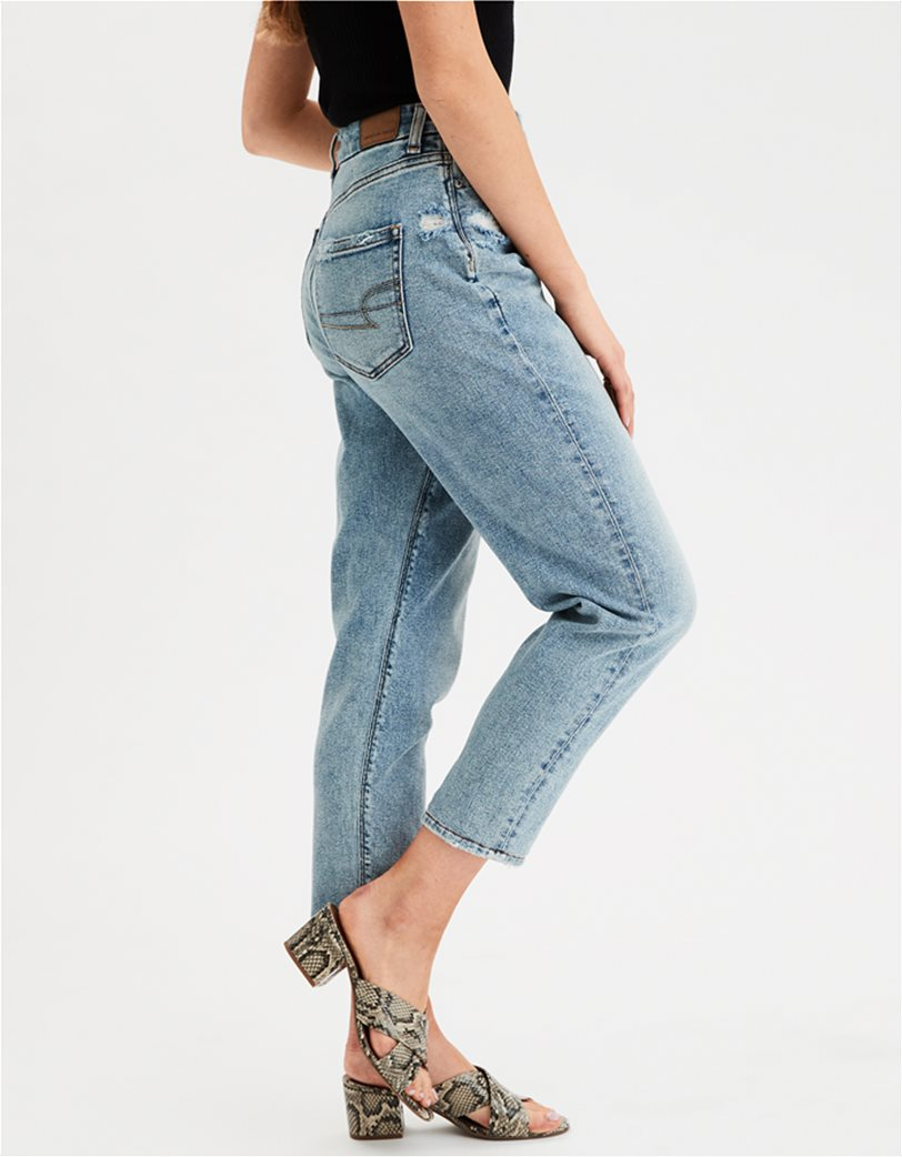 AE Stretch Curvy Mom Jean 1