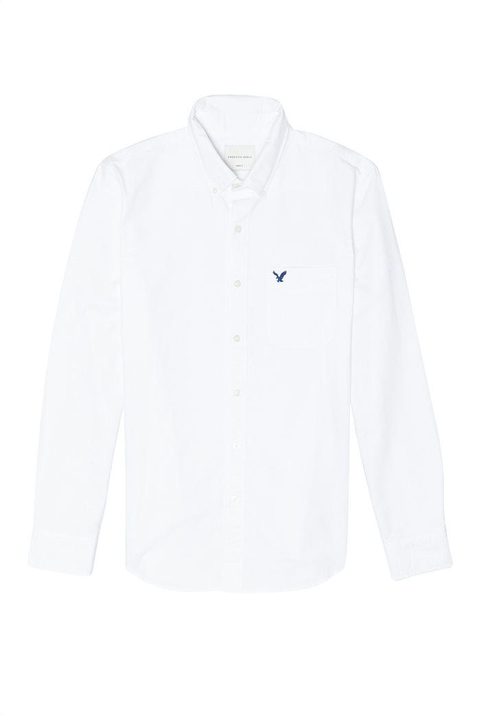 AE Oxford Button Down Shirt 0