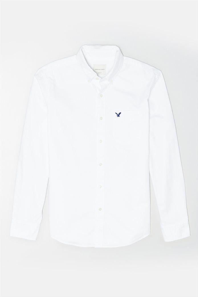 AE Oxford Button-Down Classic Fit Shirt 0