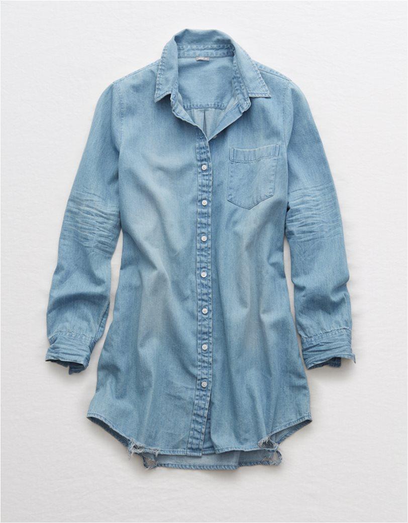 Aerie Long Sleeve Button Down Shirt 2