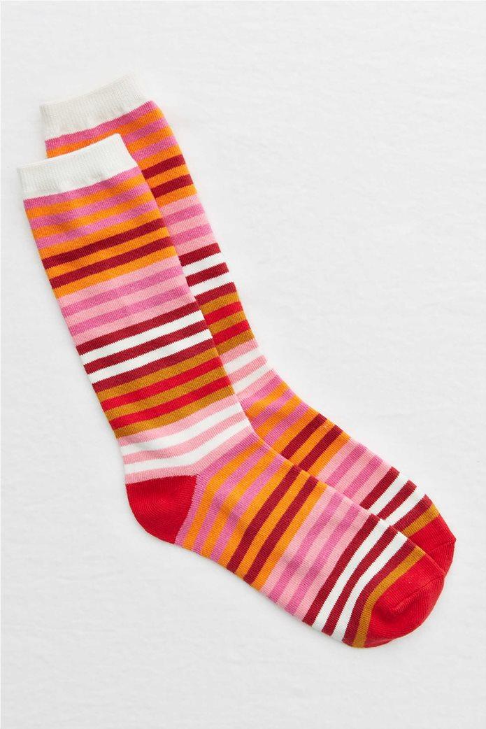 Aerie Striped Crew Socks 0