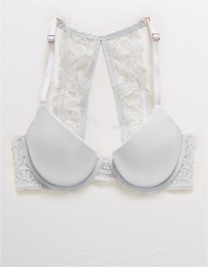 Aerie Real Power Convertible Plunge Push Up Bra 2