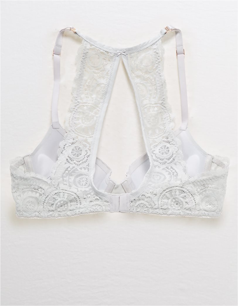 Aerie Real Power Convertible Plunge Push Up Bra 3