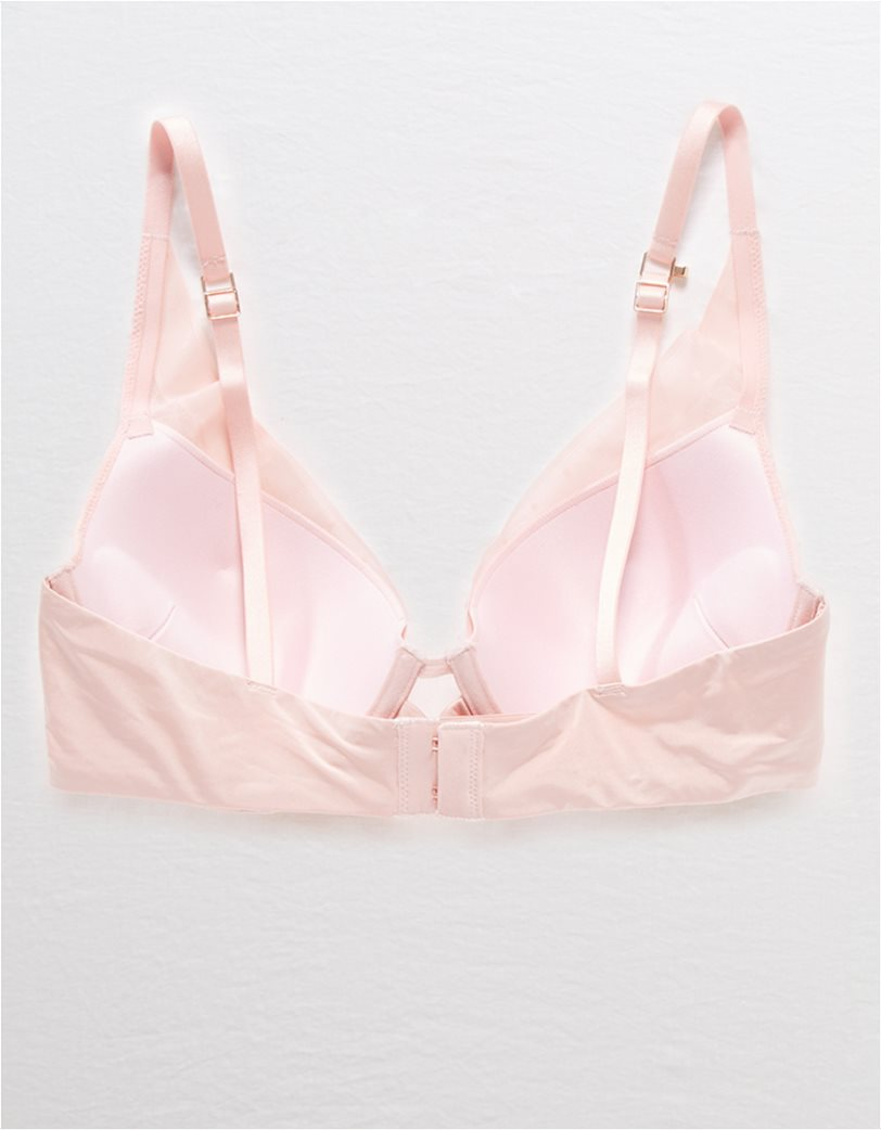 Aerie Real Power Plunge Push Up Bra 4