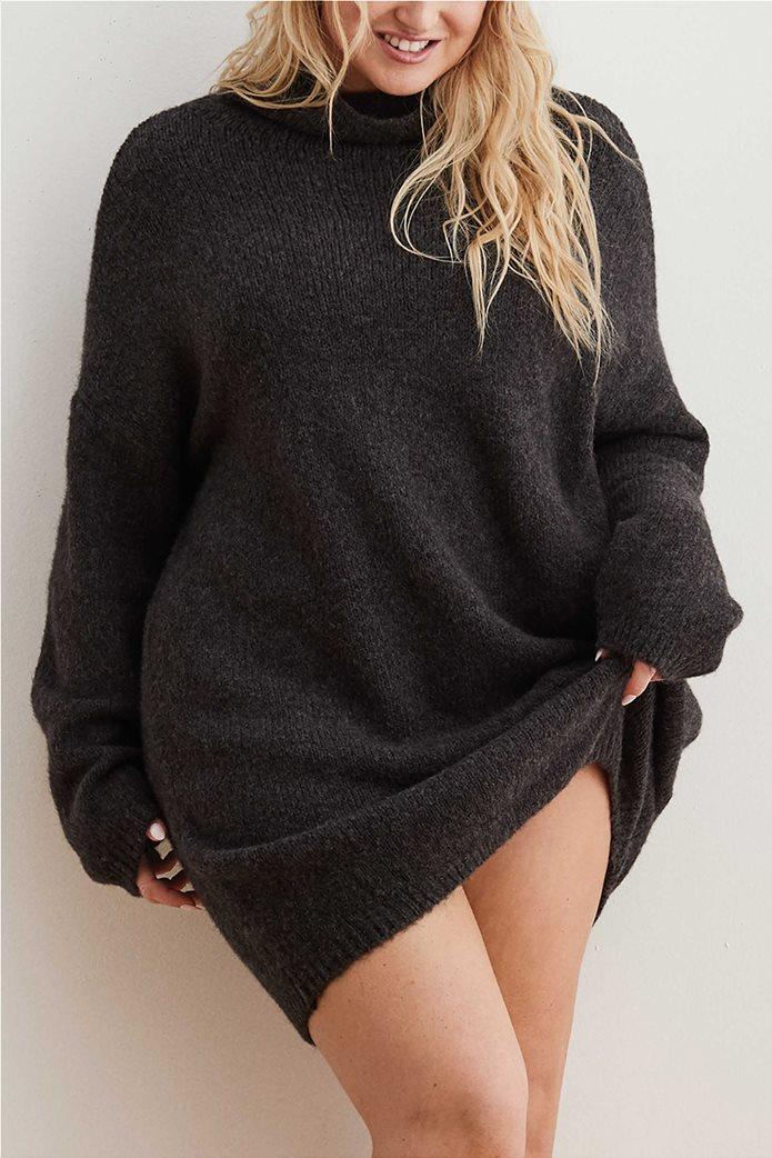 Aerie Turtleneck Sweater Dress 0