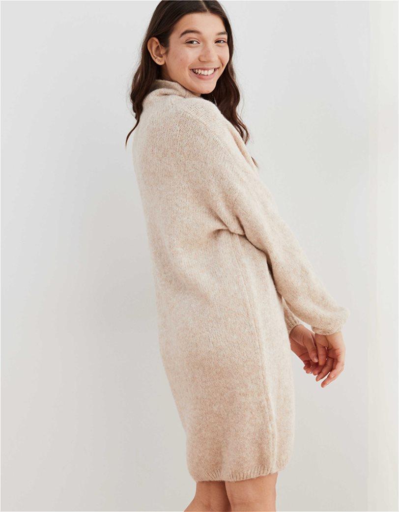 Aerie Turtleneck Sweater Dress 1