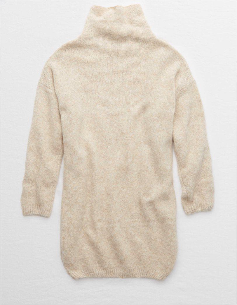Aerie Turtleneck Sweater Dress 3