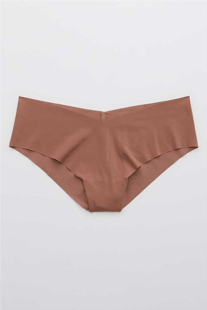Aerie No Show Cheeky Underwear Κεραμιδί 0