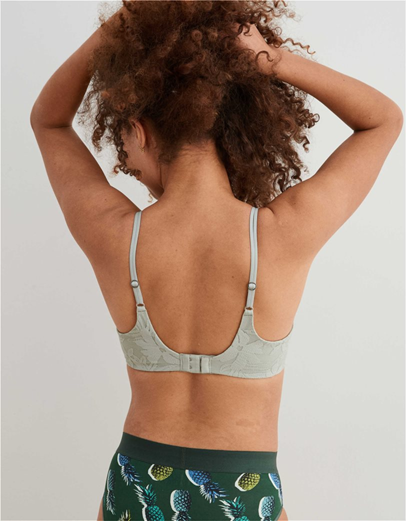 Aerie Real Sunnie Full Coverage Lightly Lined Bra 2