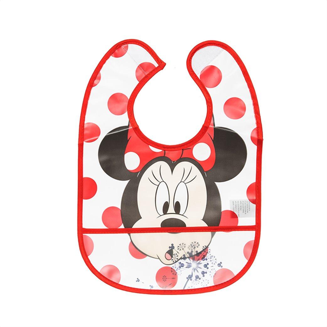 Alouette σετ σαλιάρες Disney Minnie Mouse (3 τεμάχια) Πολύχρωμο 1