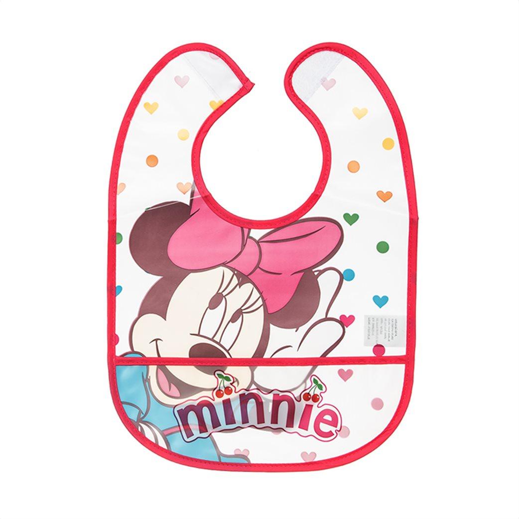 Alouette σετ σαλιάρες Disney Minnie Mouse (3 τεμάχια) Πολύχρωμο 2