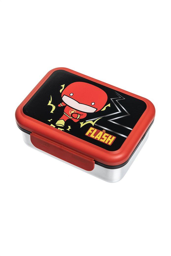 "Alouette παιδικό δοχείο φαγητού ""Flash"" Κόκκινο 0"
